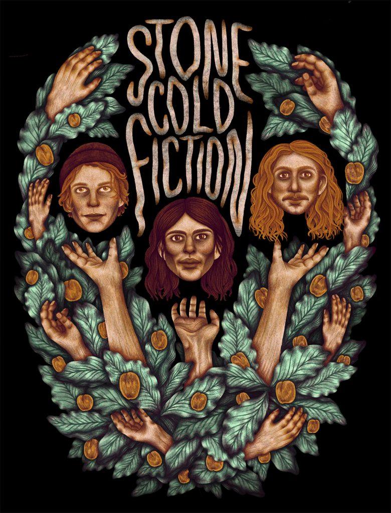 Stone Cold Fiction merch