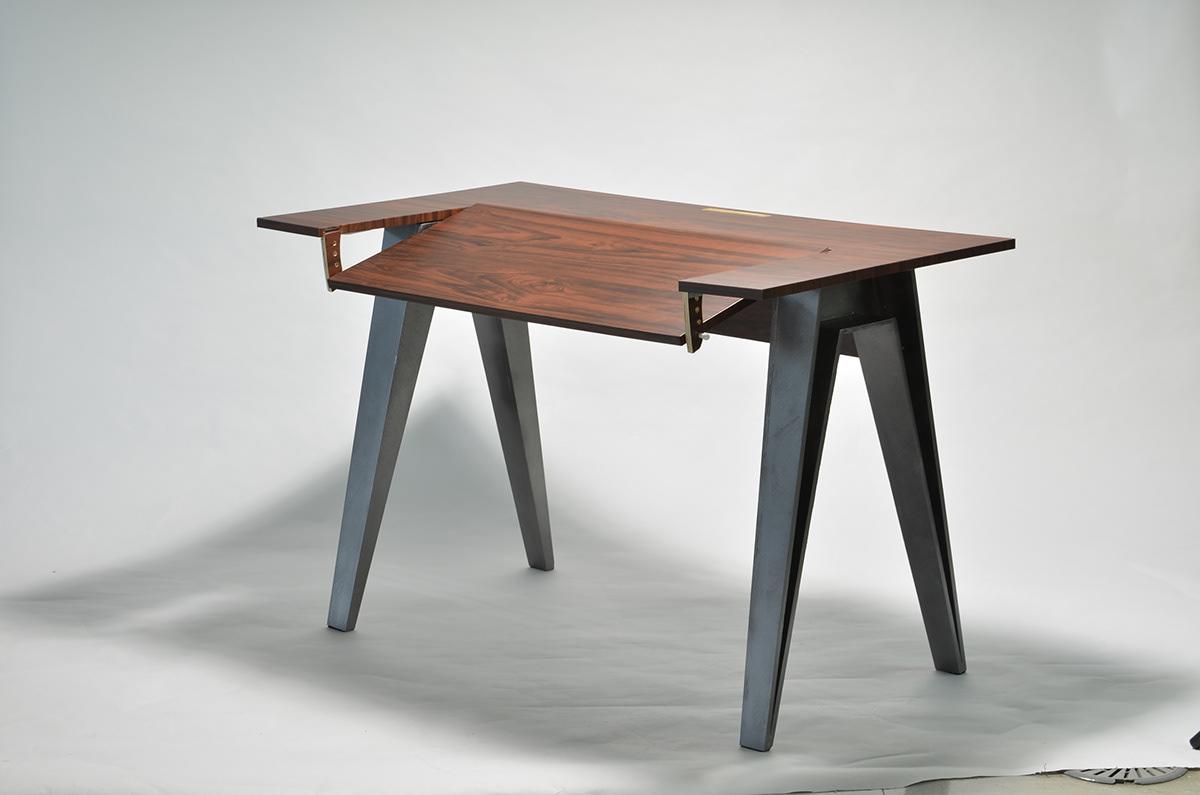 Flex Desk | Full sized prototype