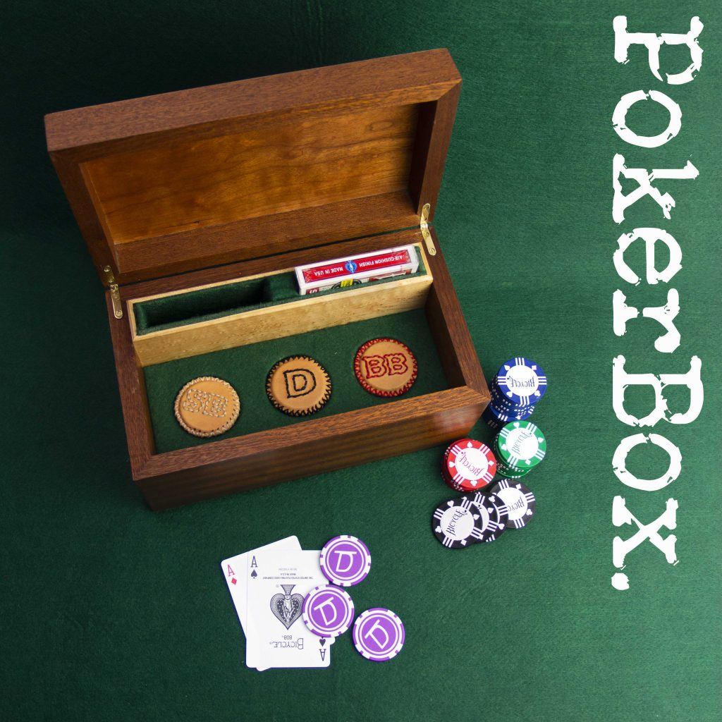 The PokerBox- part of the `declassified` secret compartment project (2020)