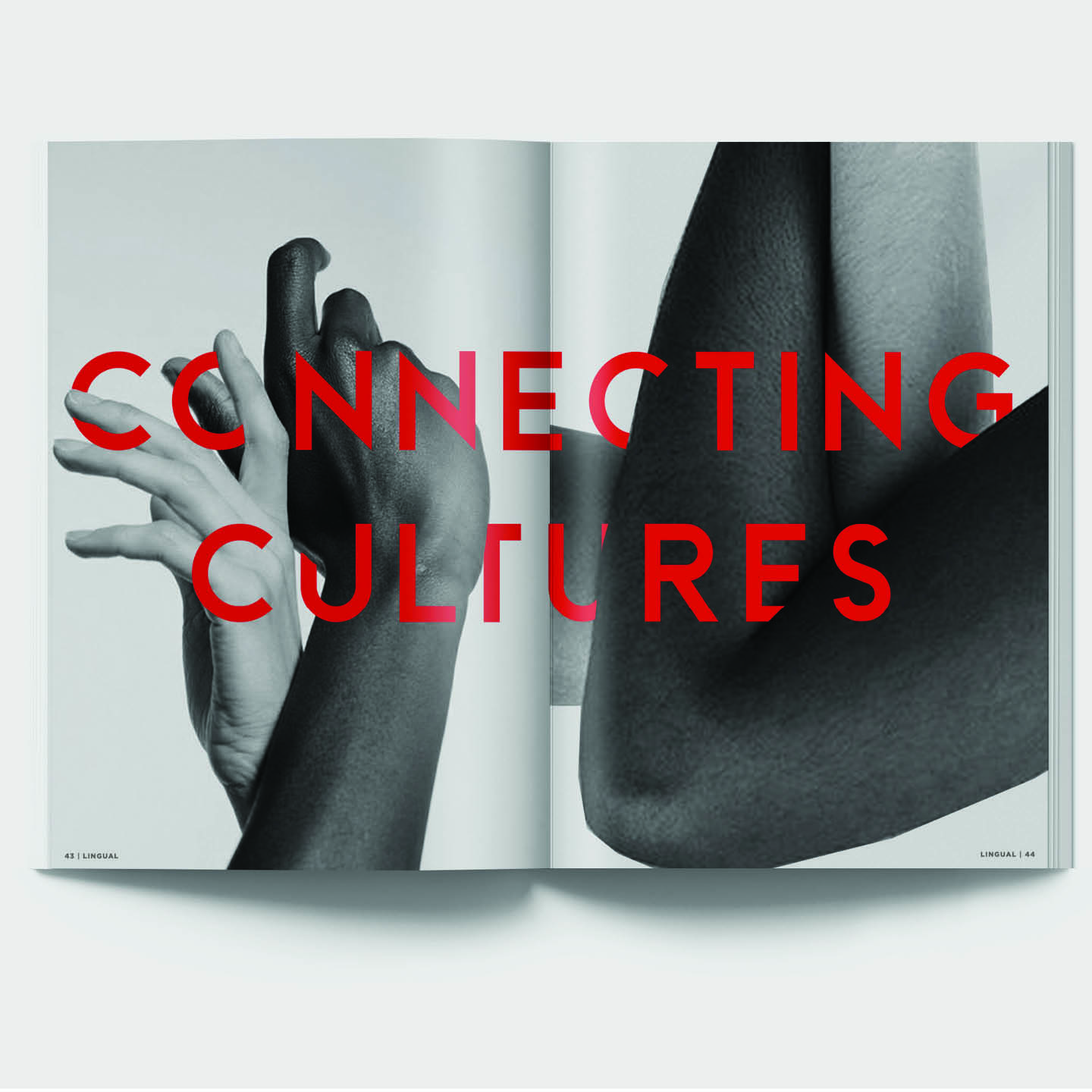 LINGUAL MAGAZINE - CONNECTING CULTURES