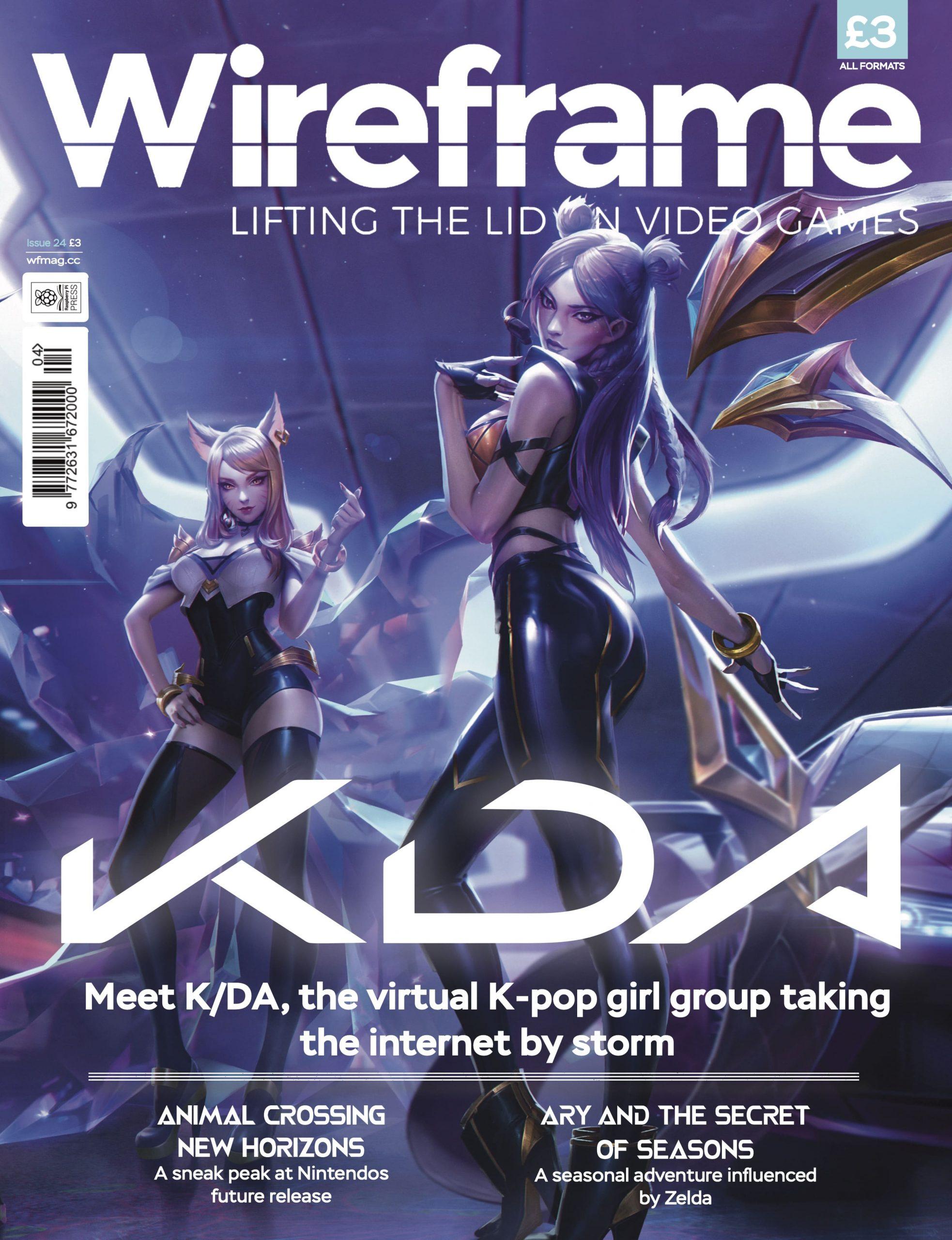 Magazine Cover Re-Design (Educational Purposes)