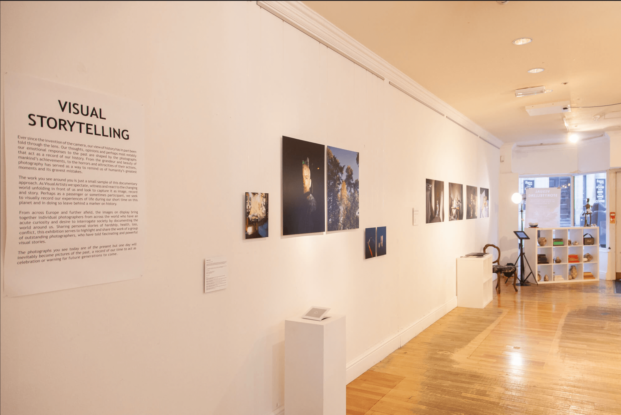 Curation: The South West Collective's Debut Photographic Exhibition, 'Visual Storytelling'