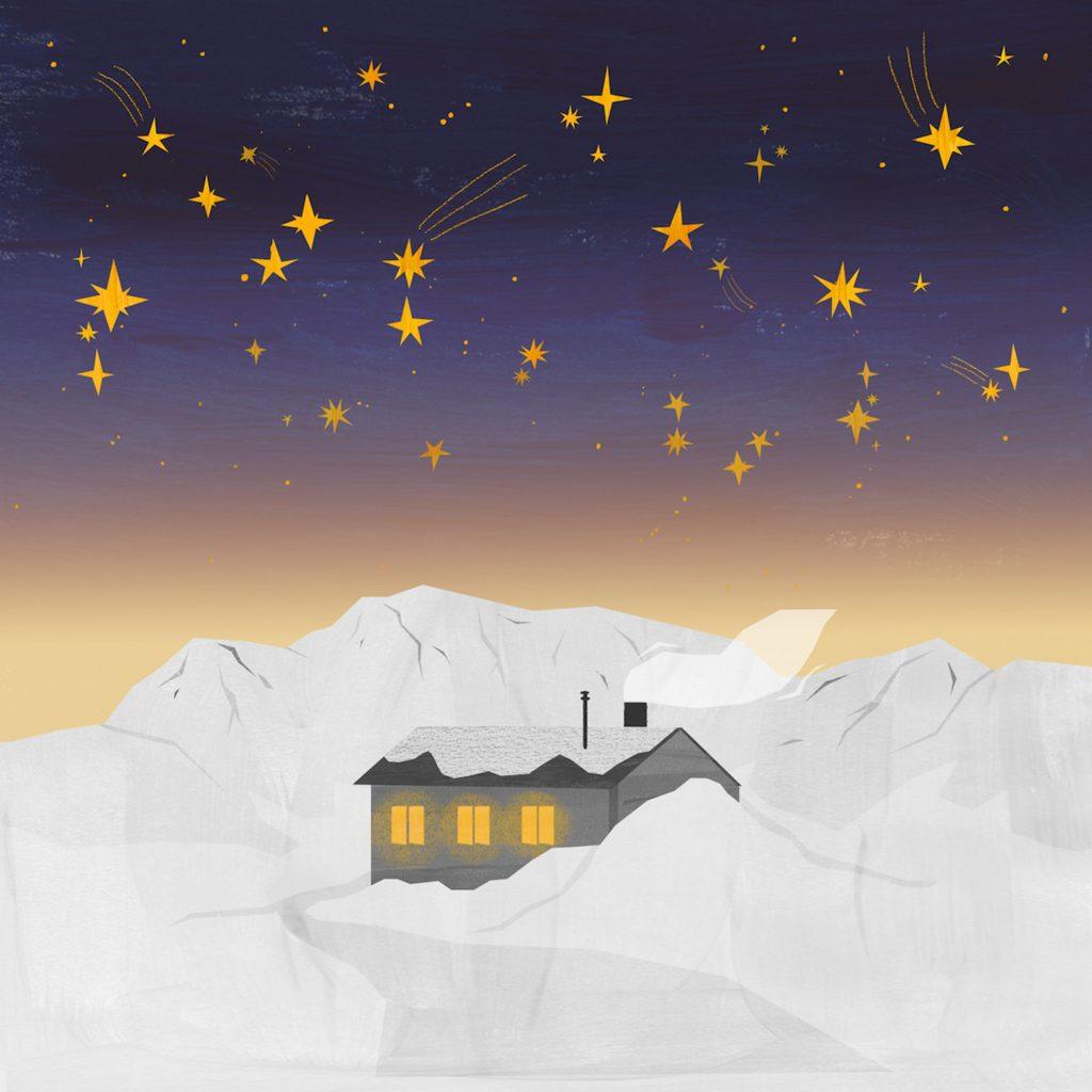 Starlit Cabin