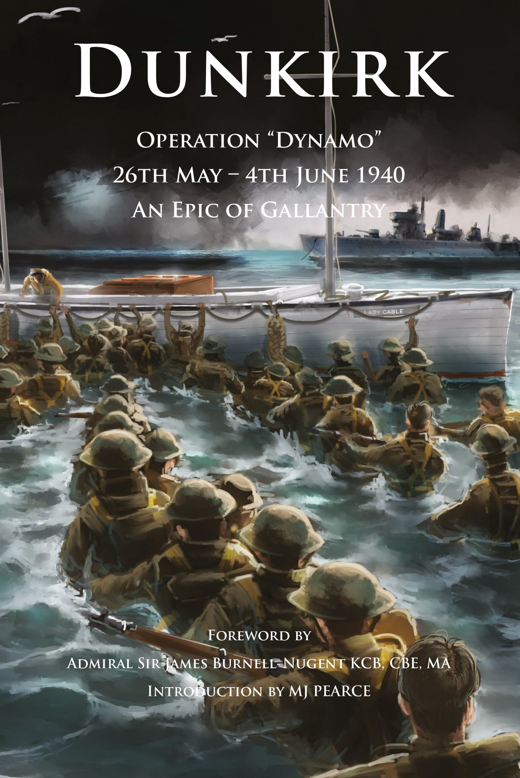 Editorial Assistant for 'Dunkirk: Operation Dynamo'