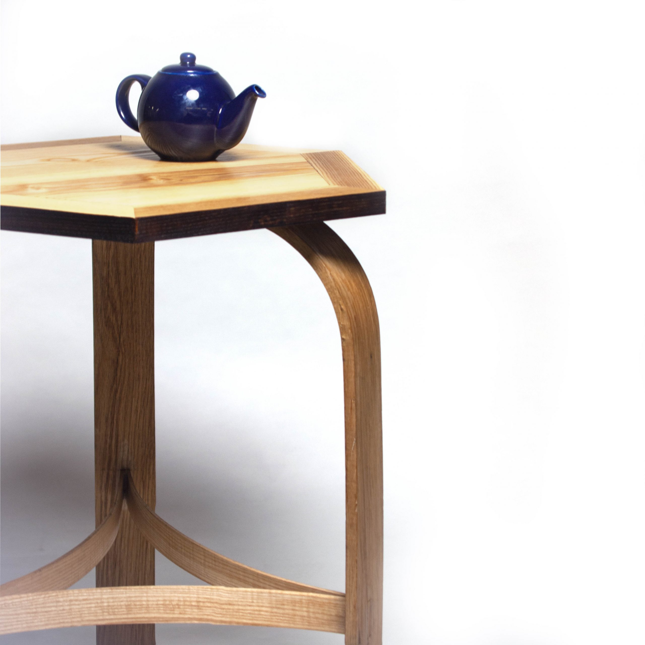 Hex Side Table (2019)