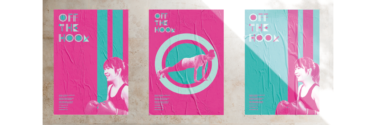 Off The Hook Posters