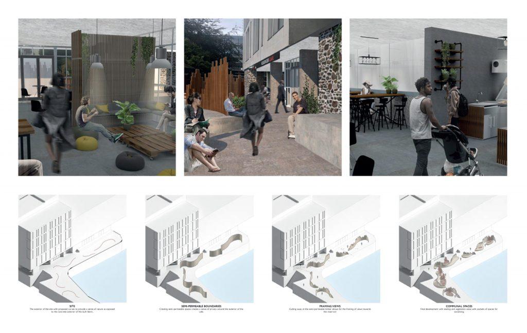 Reservoir Café Proposal // 3rd Place