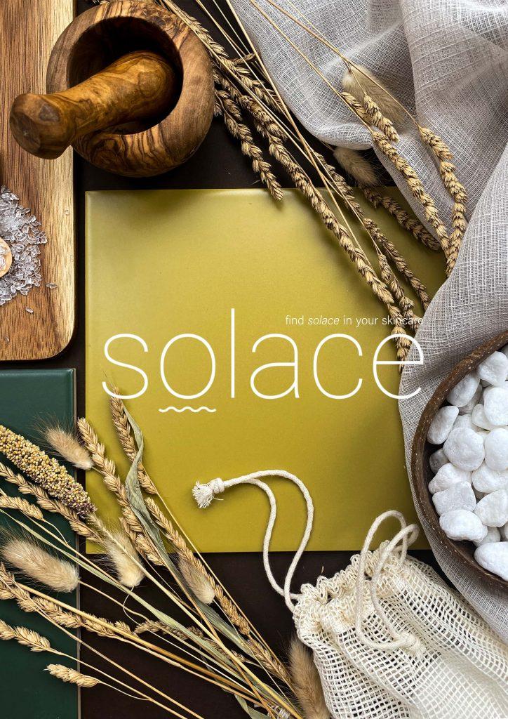 Solace Skincare Title Image