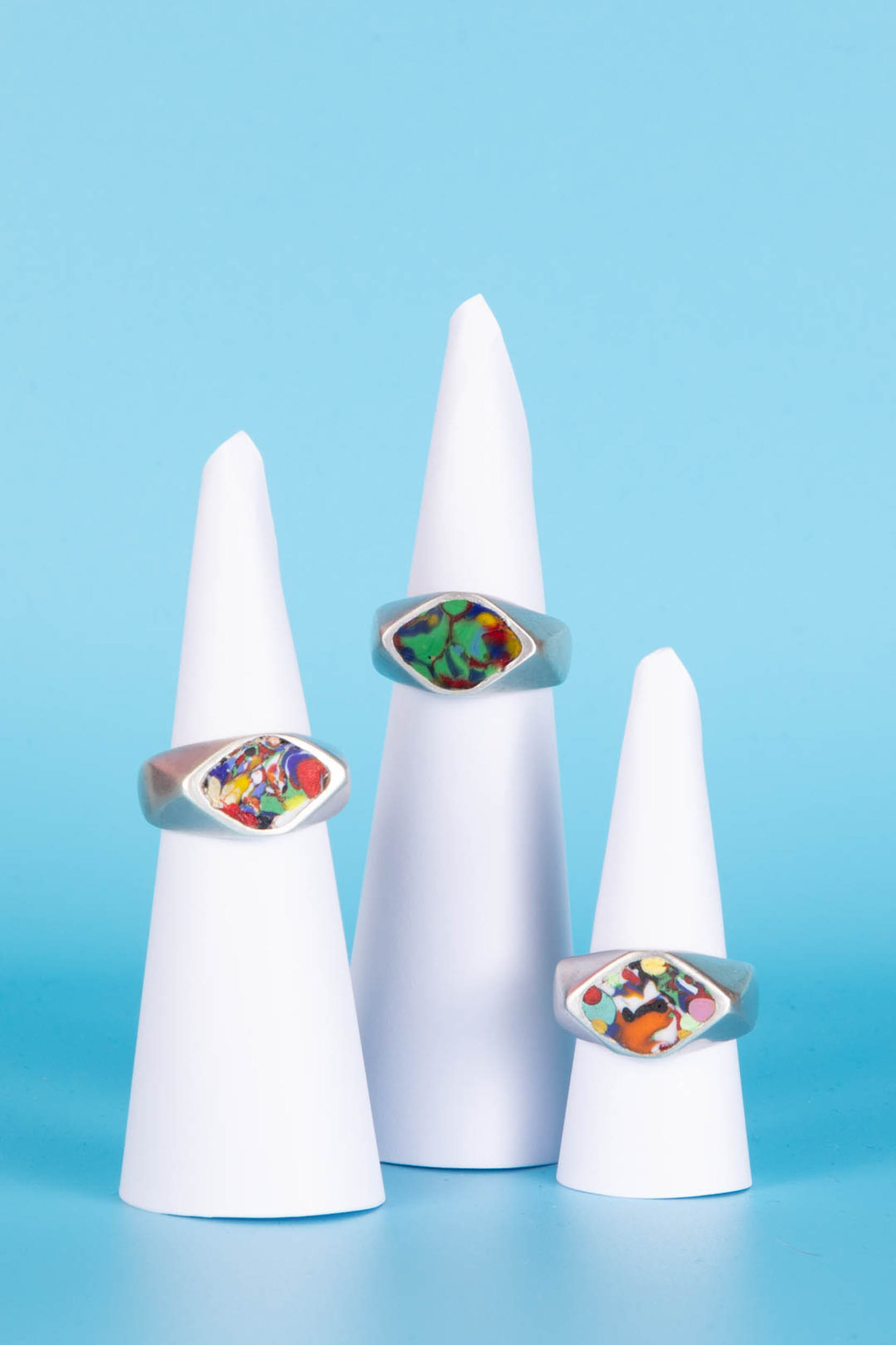 Colourful Creatives - Rebecca Brook Jewellery Artist