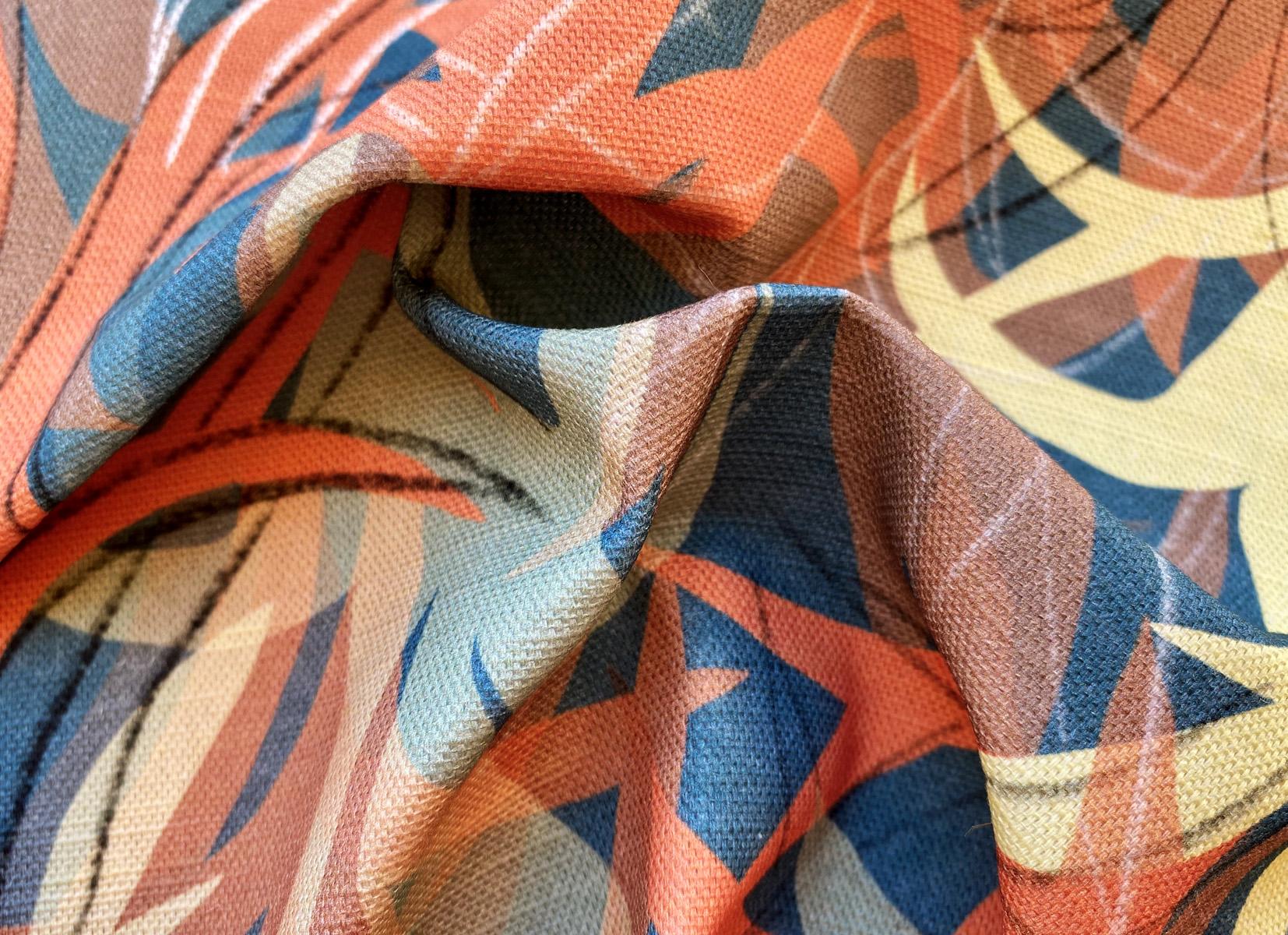 Urbanised Botanics Fabrics