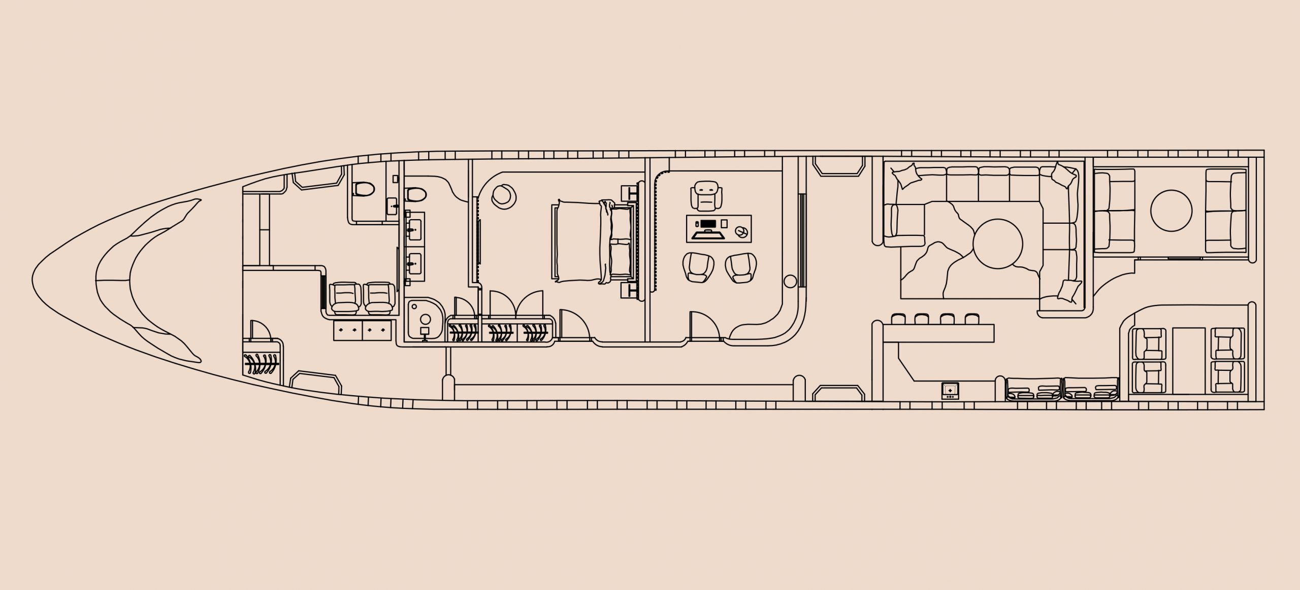 Airbus A350 XWB Family Aircraft - Proposed Floorplan