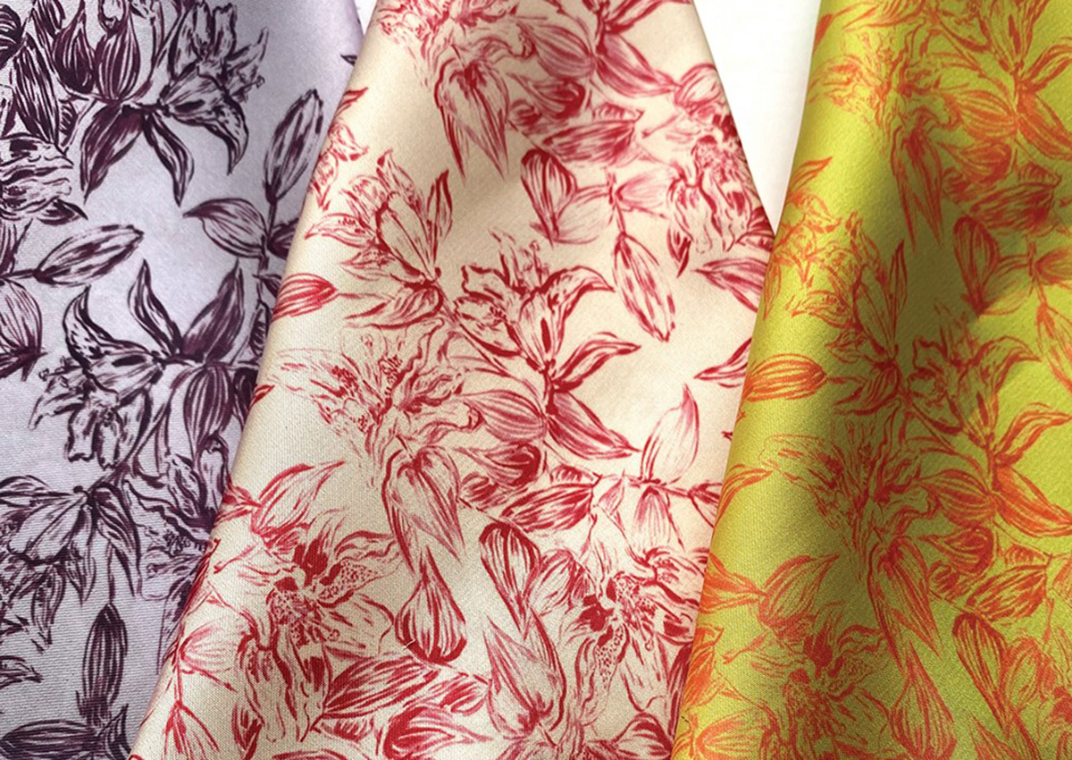 Lily Luxe Fabric