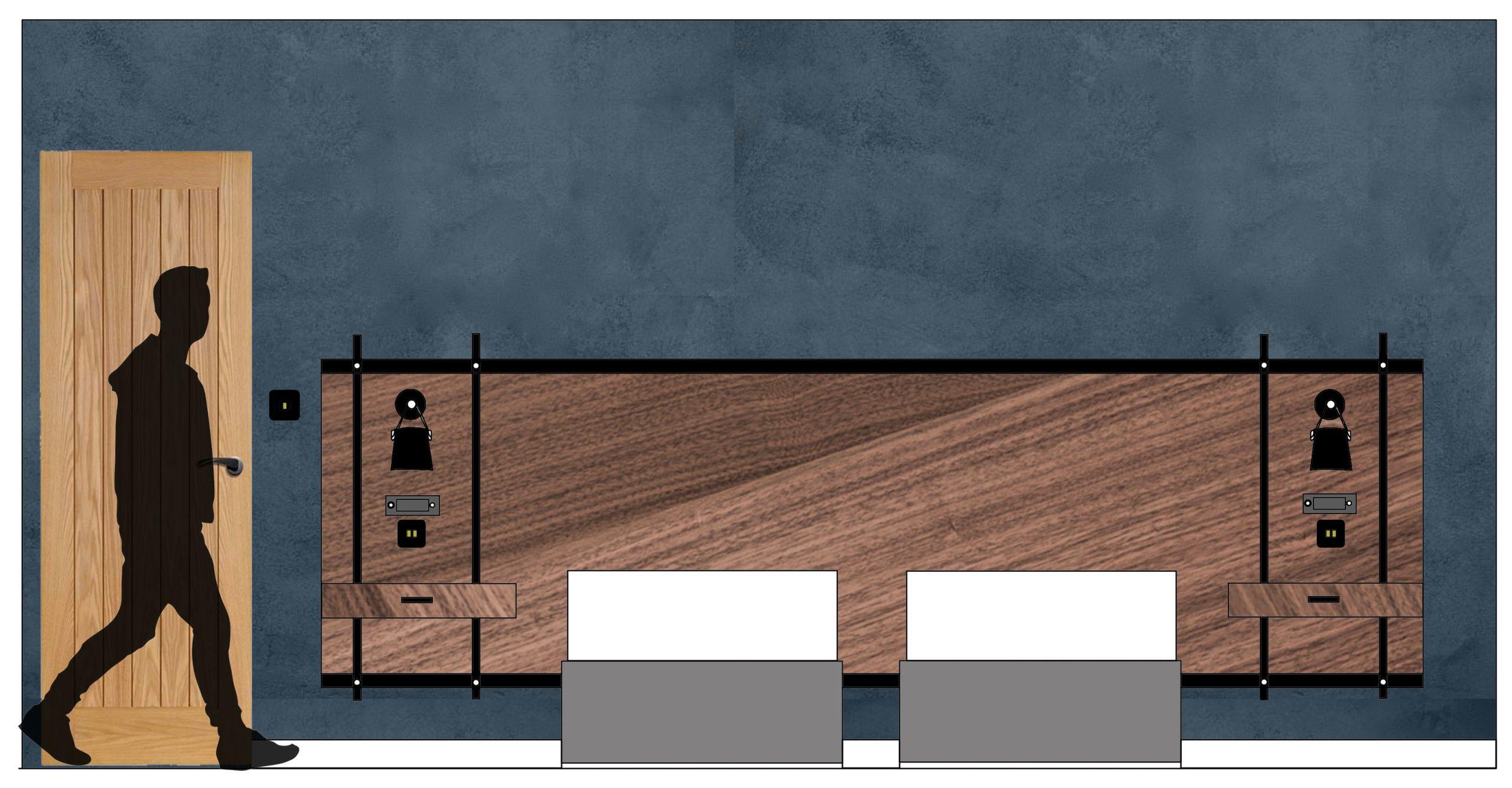 Treehouse Retreat- Final Major Project- Elevations