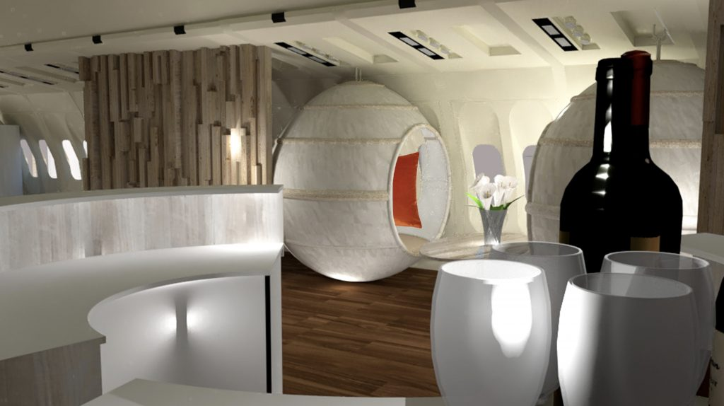 Beyond by Airbus - Lounge