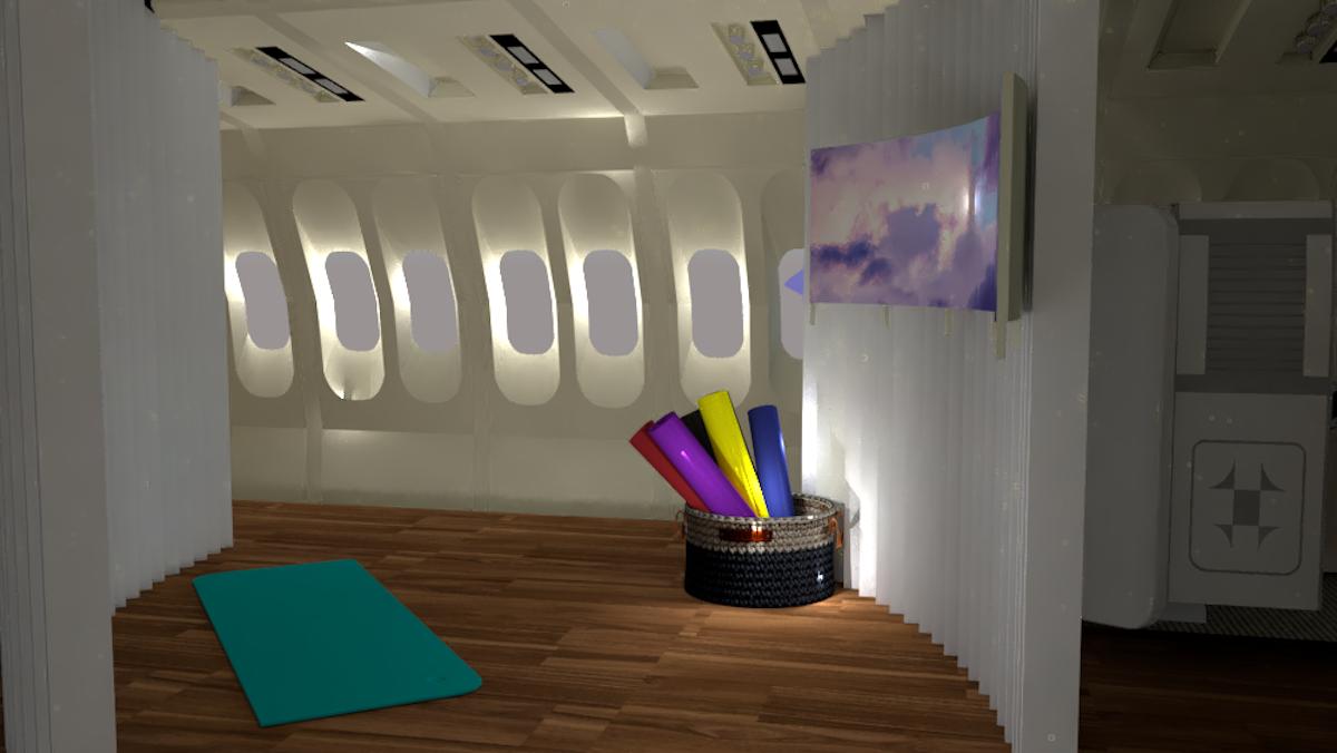 Beyond by Airbus - Yoga & Meditation Retreat