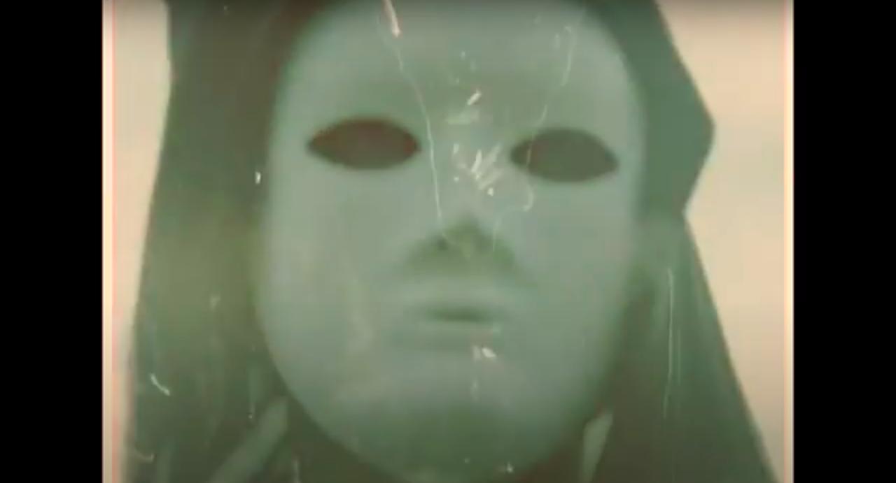 Super-8 City 'Mask'