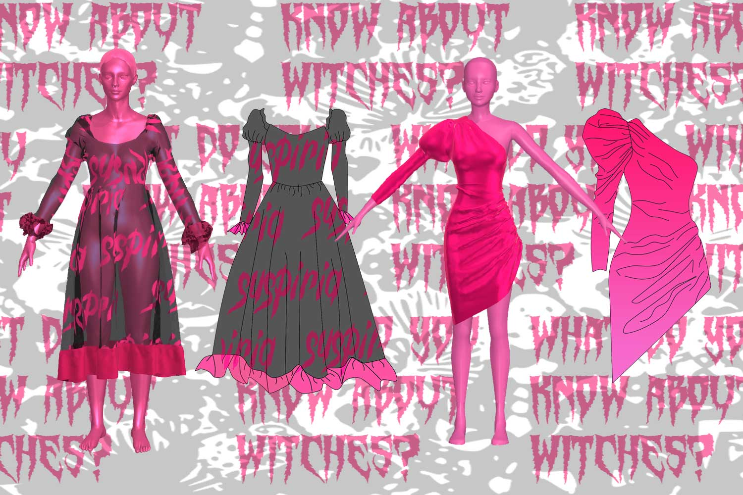 Suspiria Collection