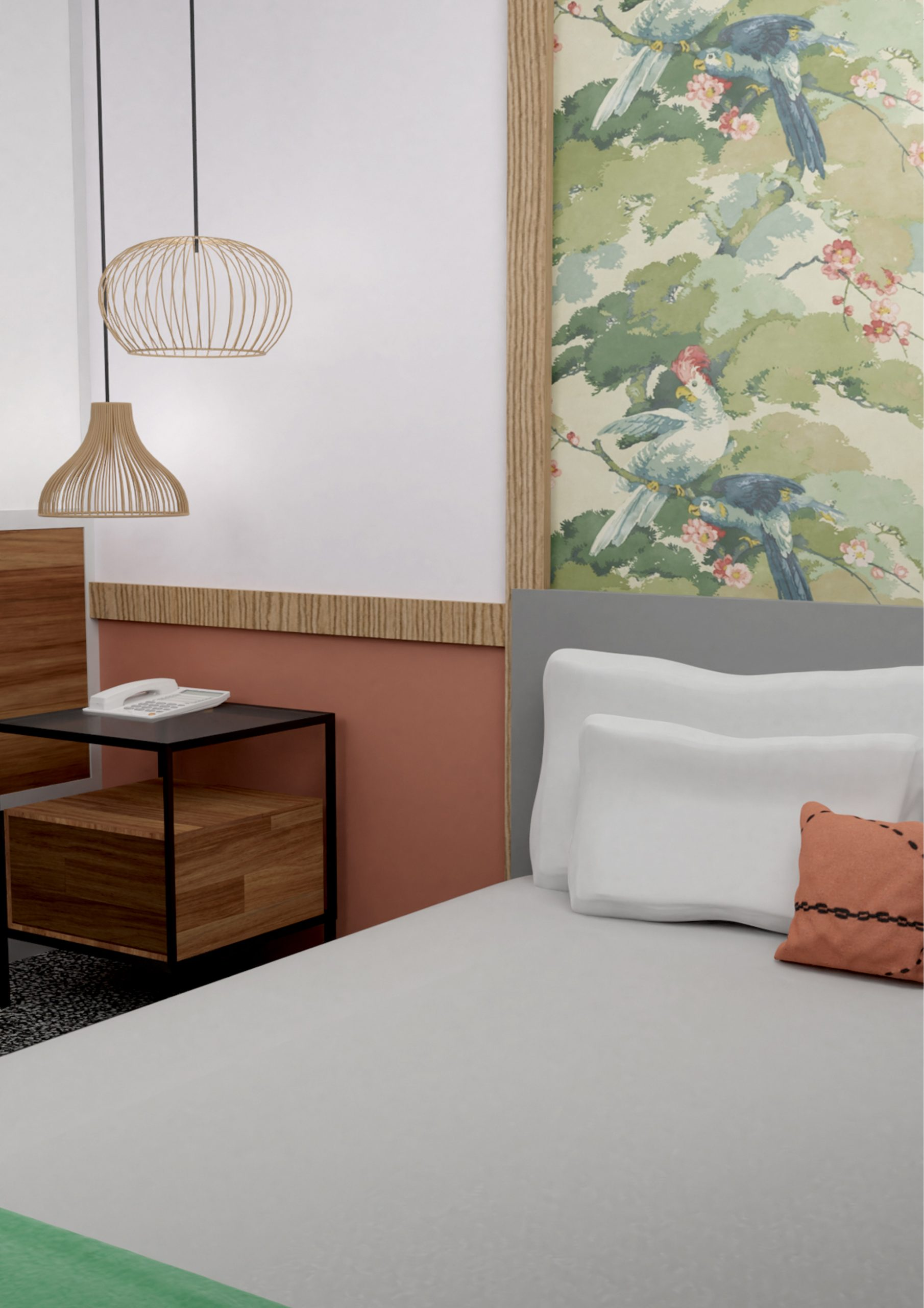 Japanese Serviced Apartment
