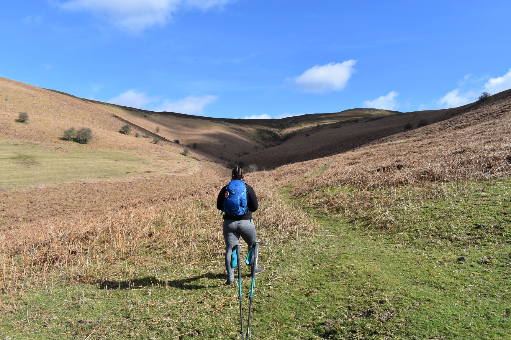 Hiking in the Brecon Beacons