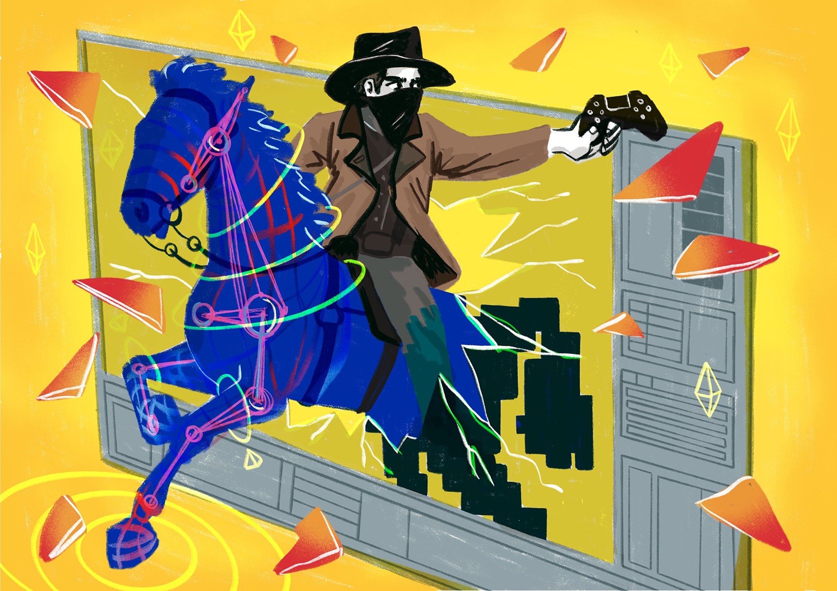 """AI Gaming and the New """"Wild West"""" of AI Development"""