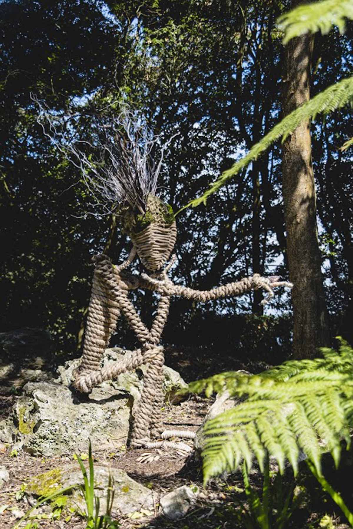 The Witch of Mount Edgcumbe