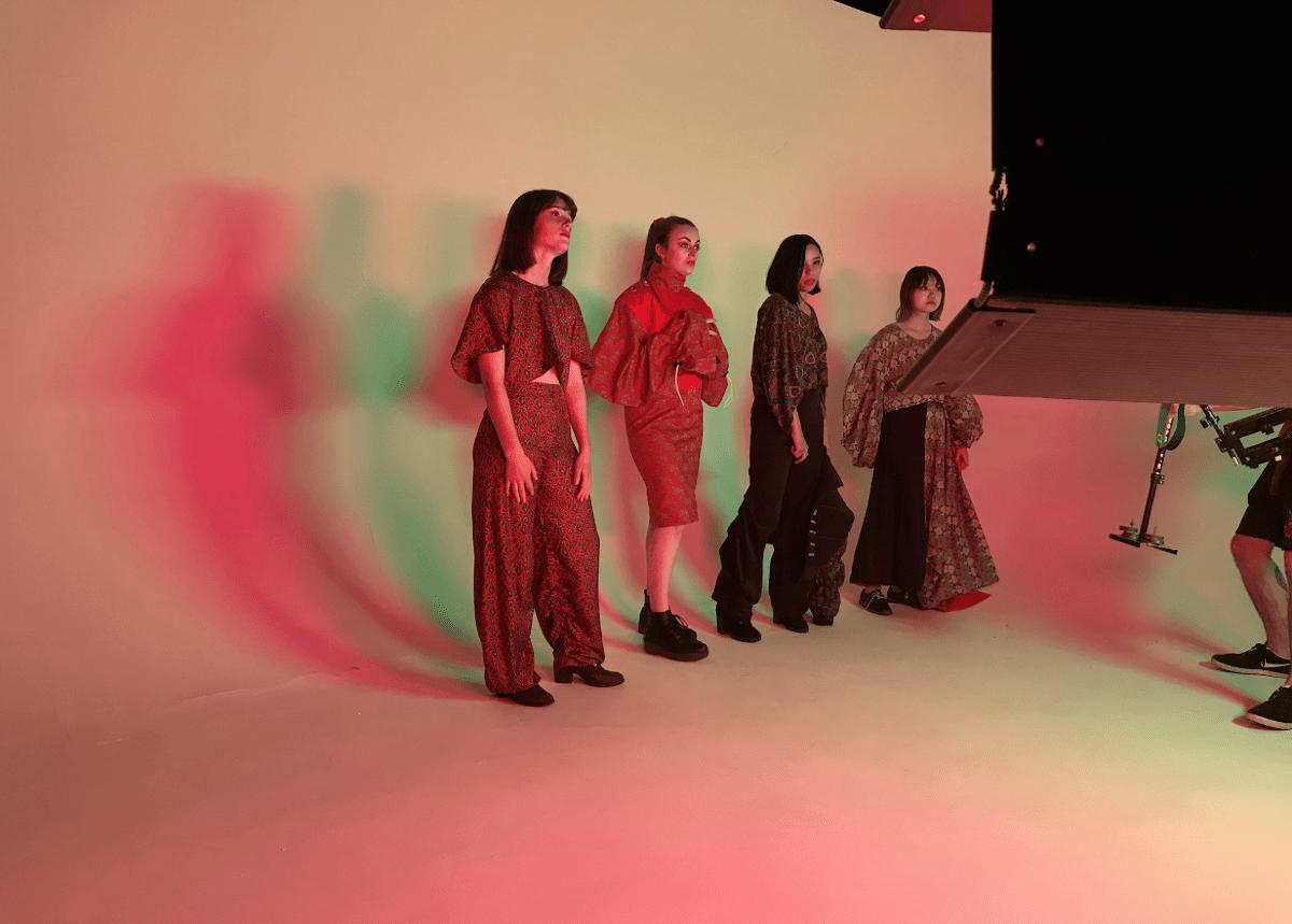 Fashion Film Behind the Scenes
