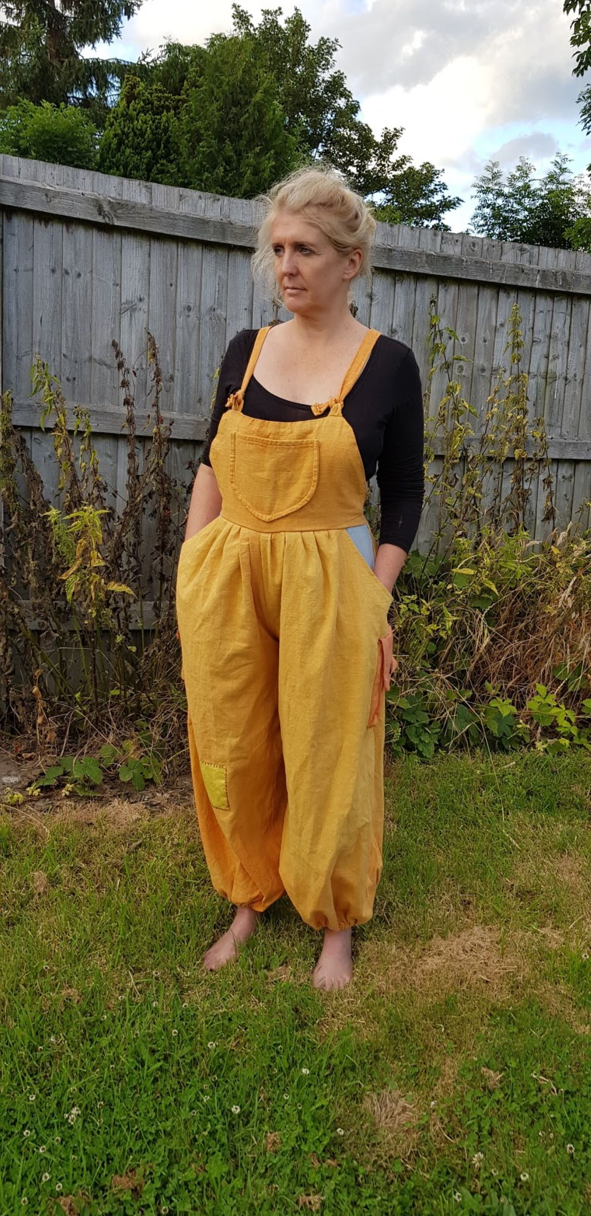 Pompey Dungarees