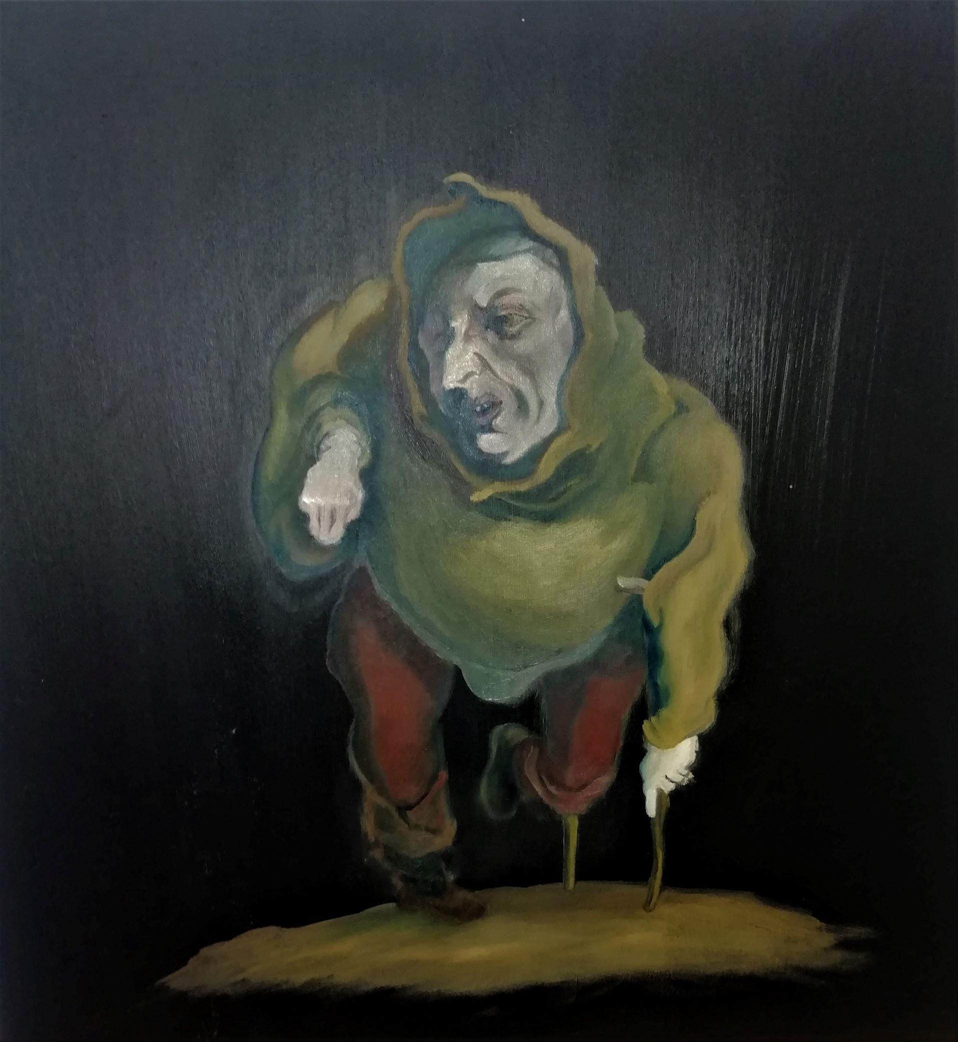 Jaques Callot - Dwarf