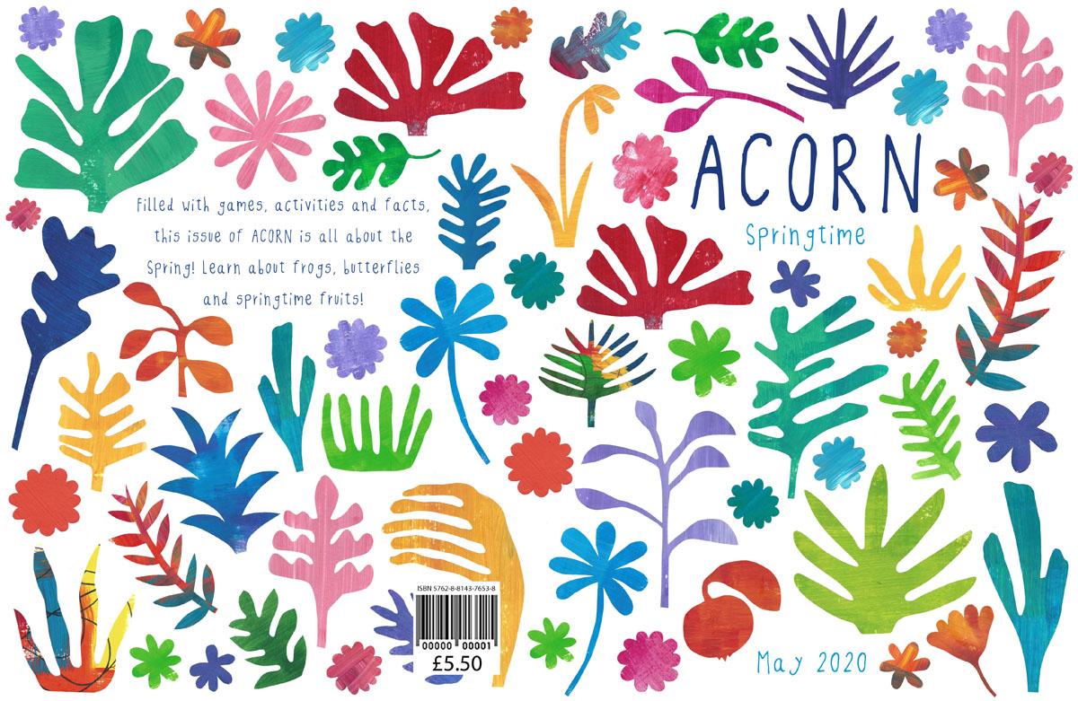 ACORN spring 2020 cover