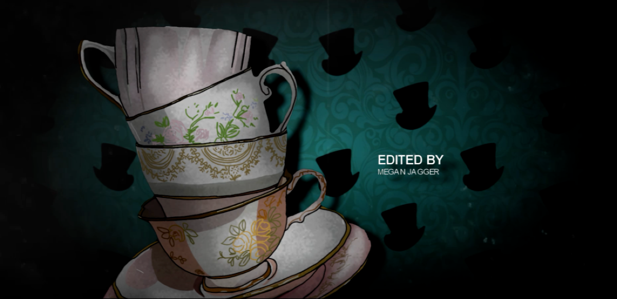 Animated Alice in Wonderland Introduction