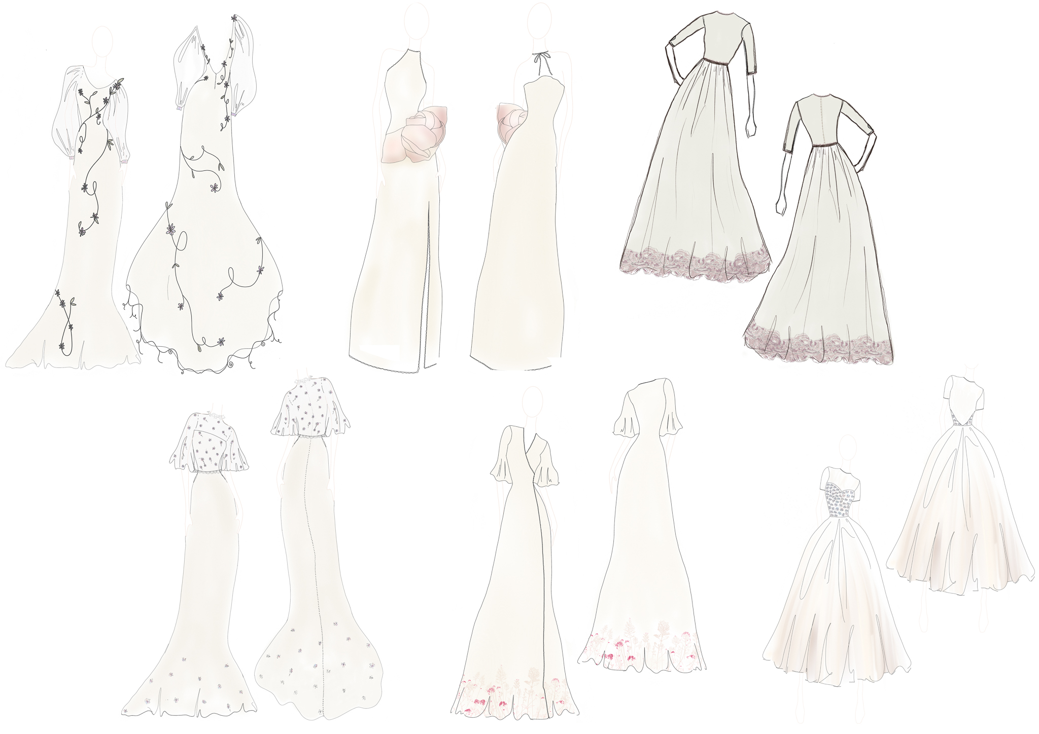 Bridal Collection - Part 1