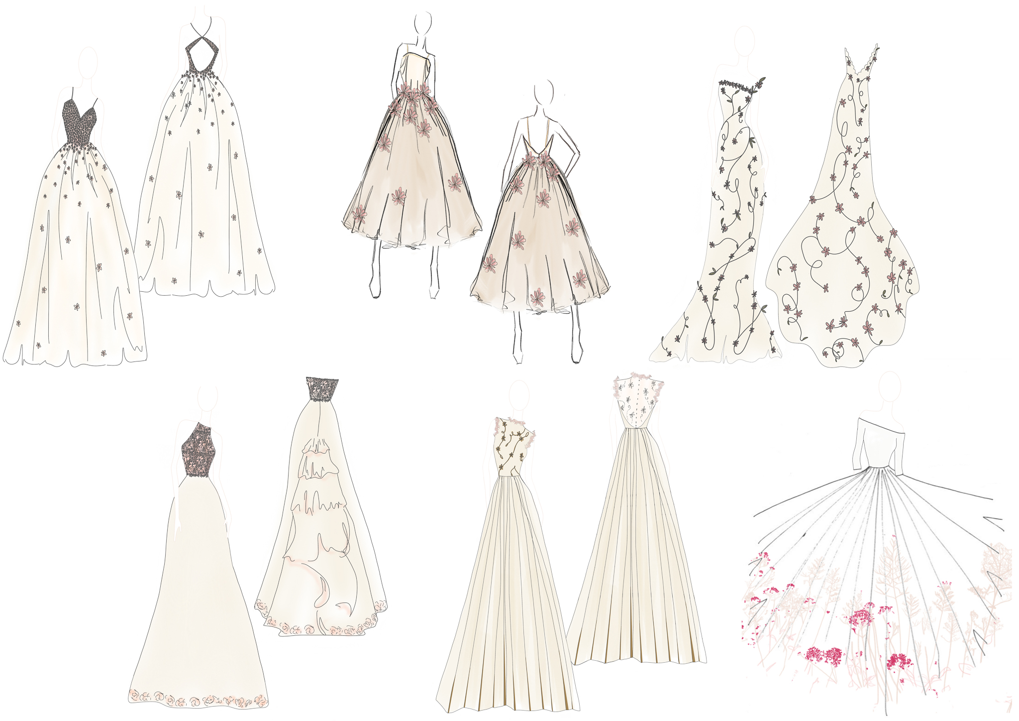 Bridal Collection - Part 2