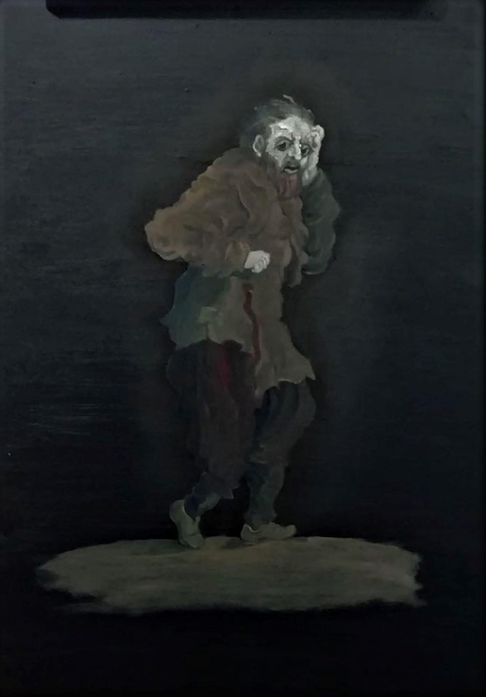 Jaques Callot - Beggar