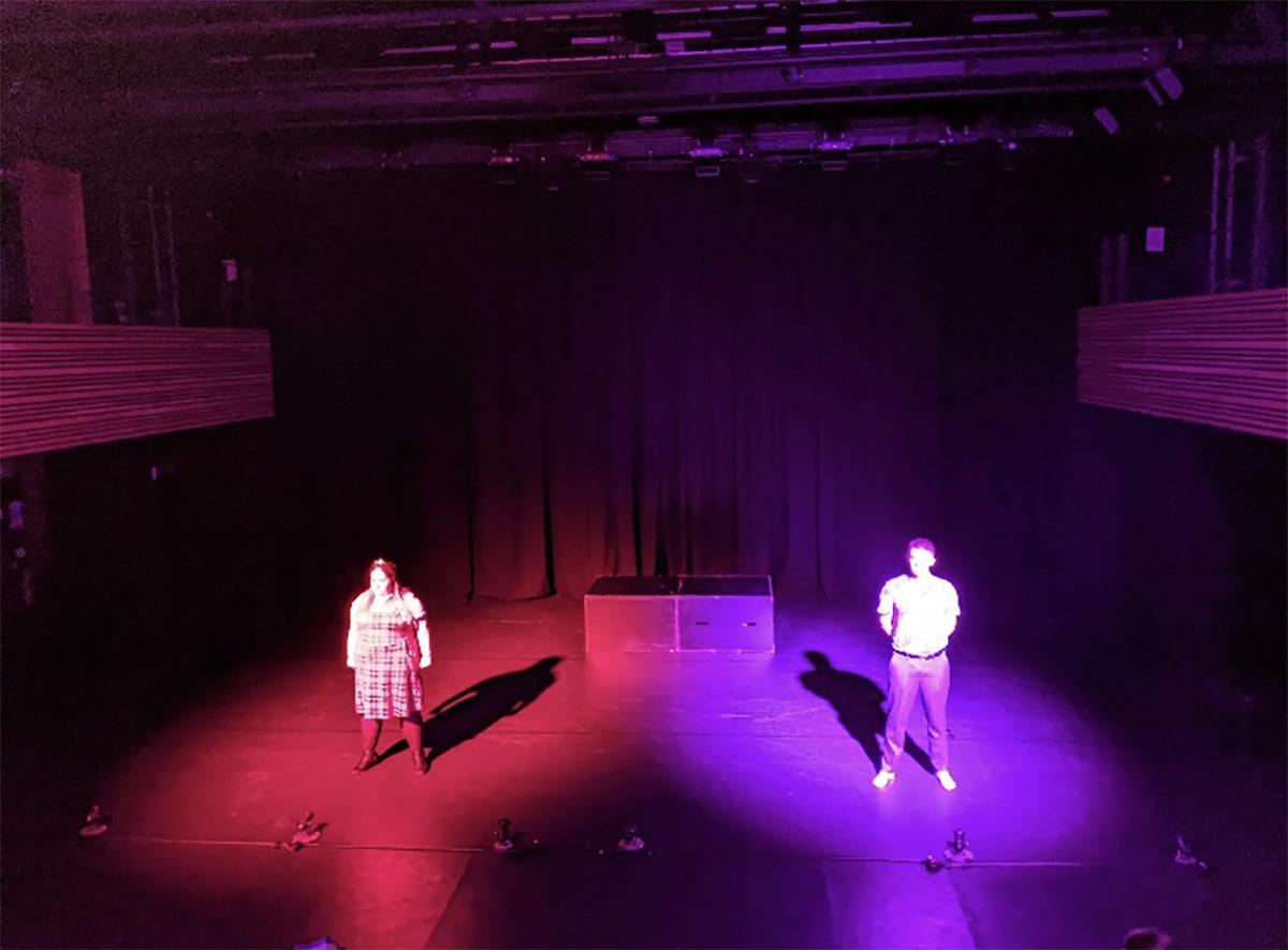 Hamlet by William Shakespeare performance