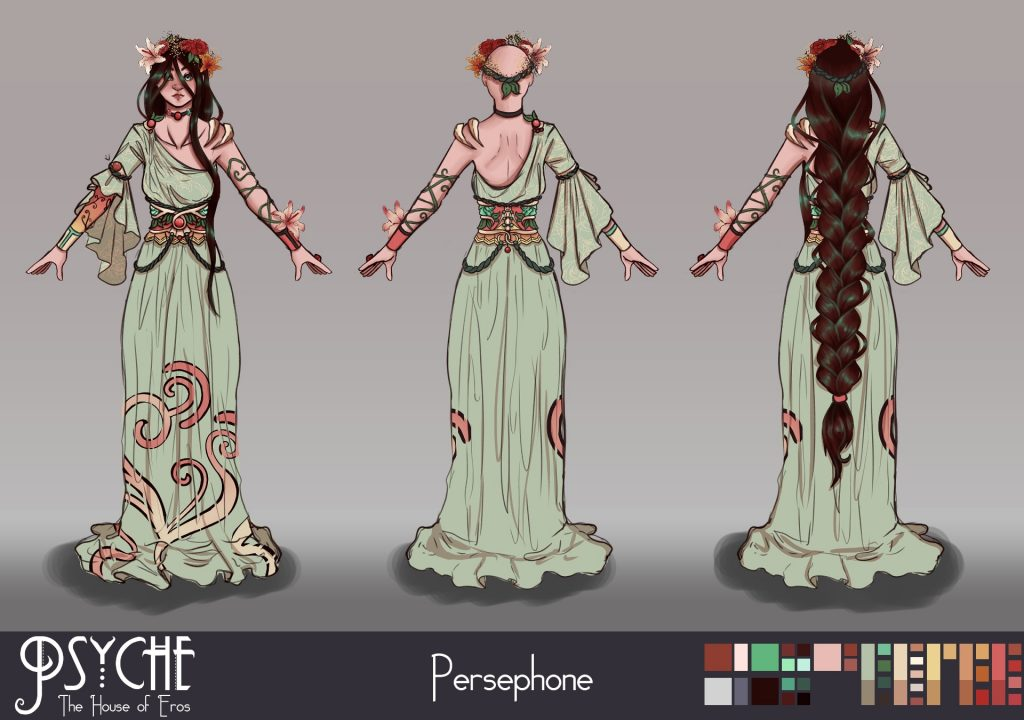 Persephone turnaround