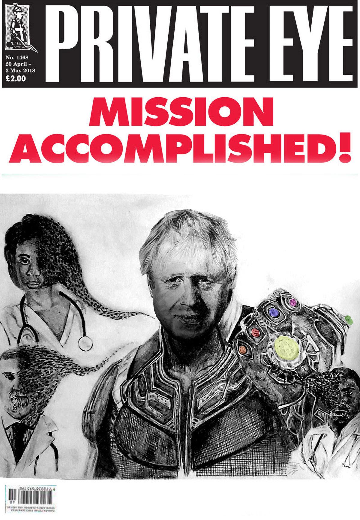 Boris Avengers