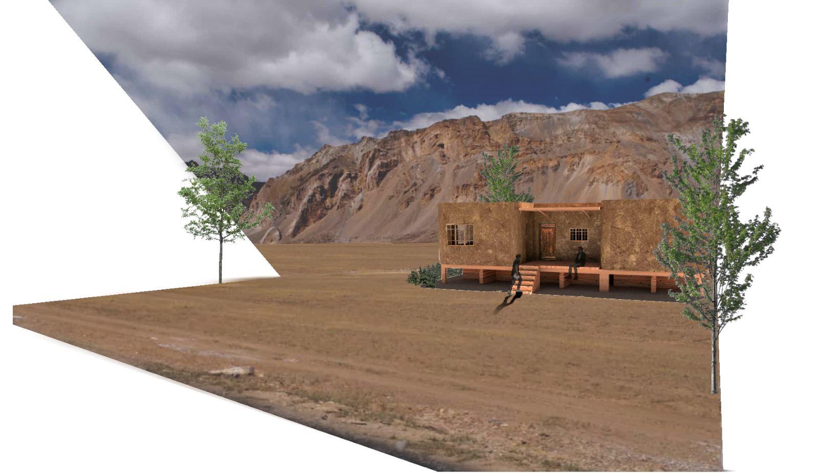 Leh Housing Porject