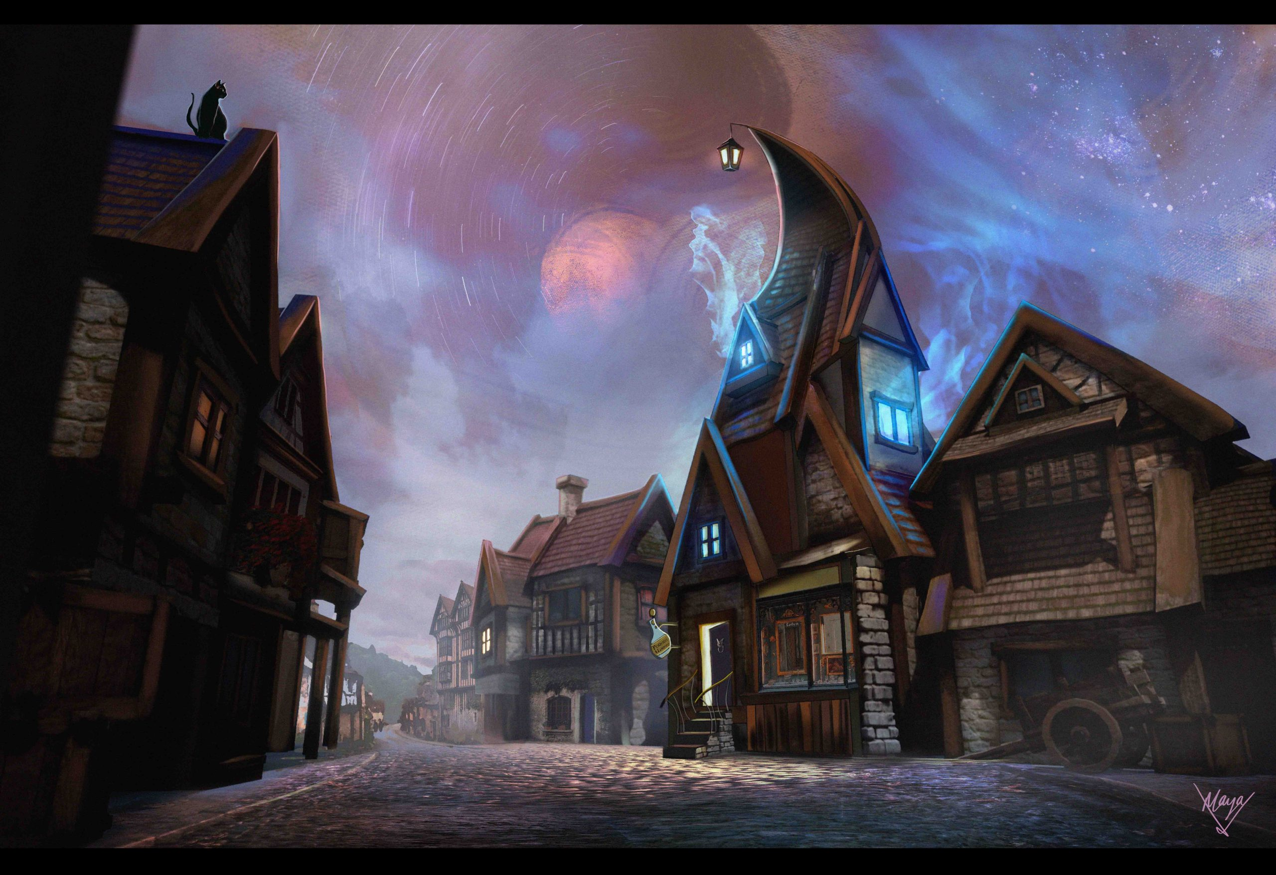 Wizard's Shop