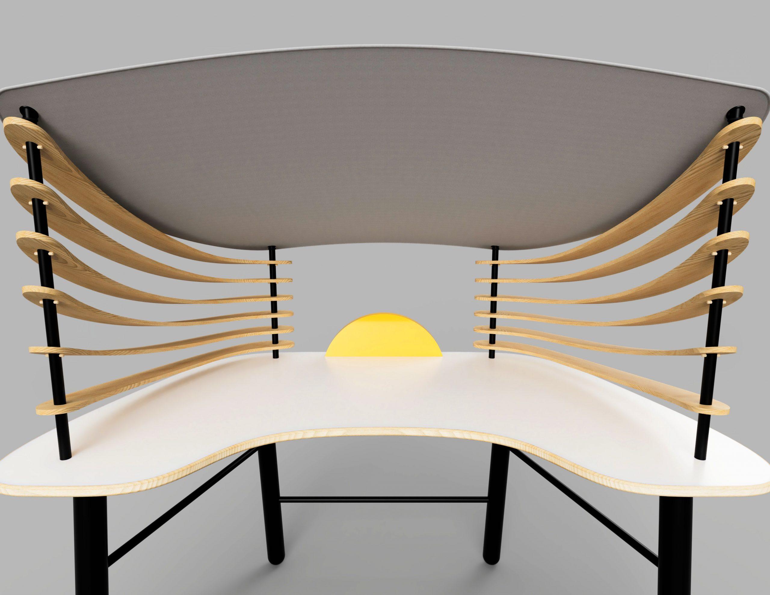 Sunrise Desk