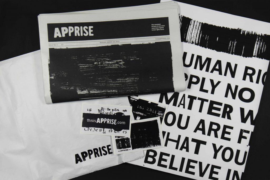 Apprise Newspaper