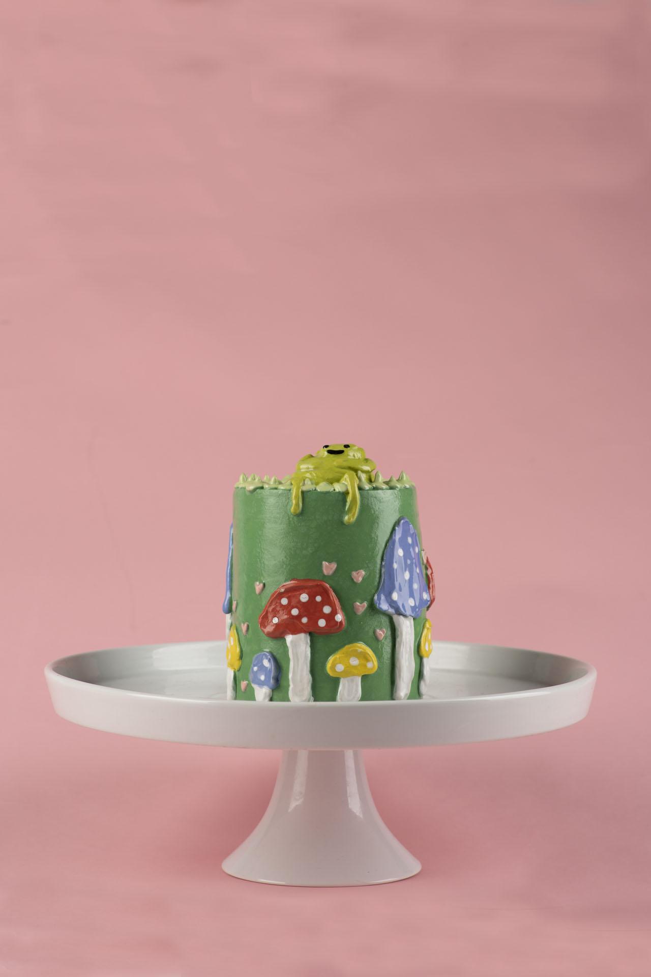 Forg Cake
