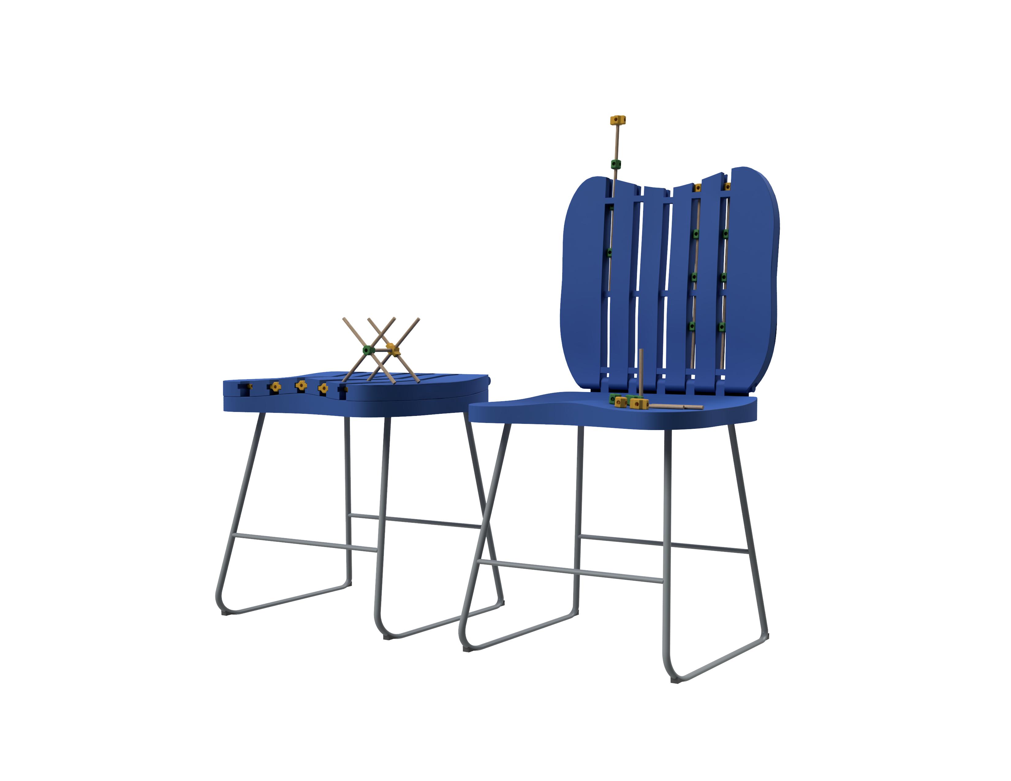 SPARKS - Innovative Educational Furniture