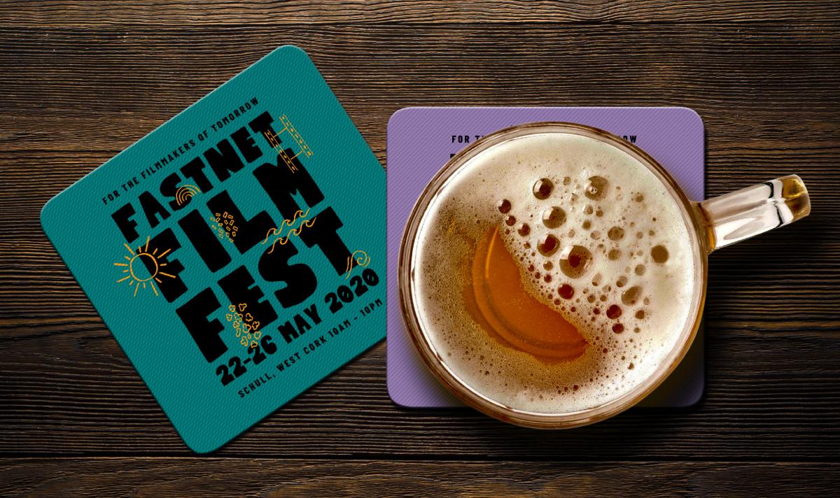 Fastnet Film Festival Rebrand