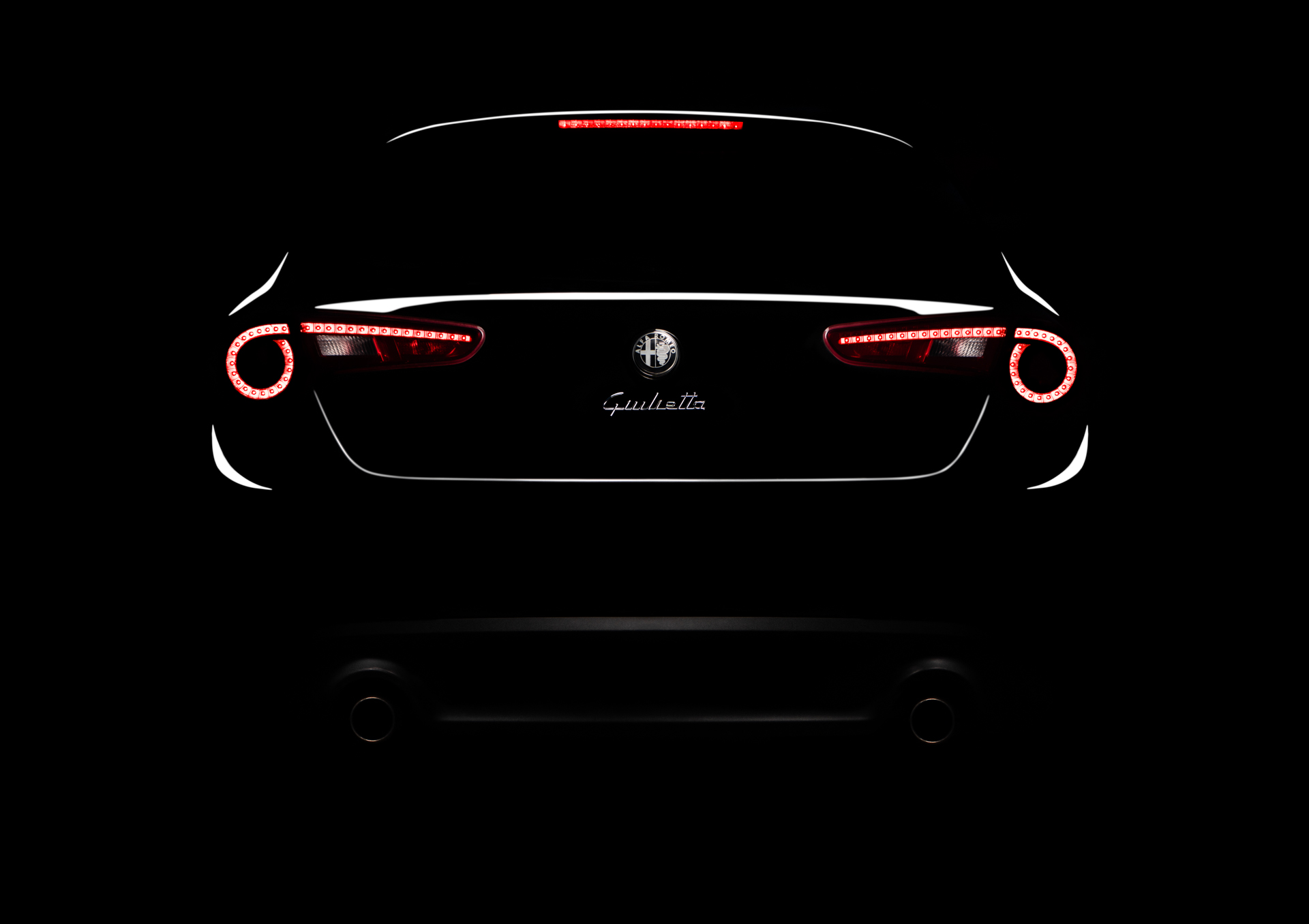 Alfa Romeo Studio Shoot