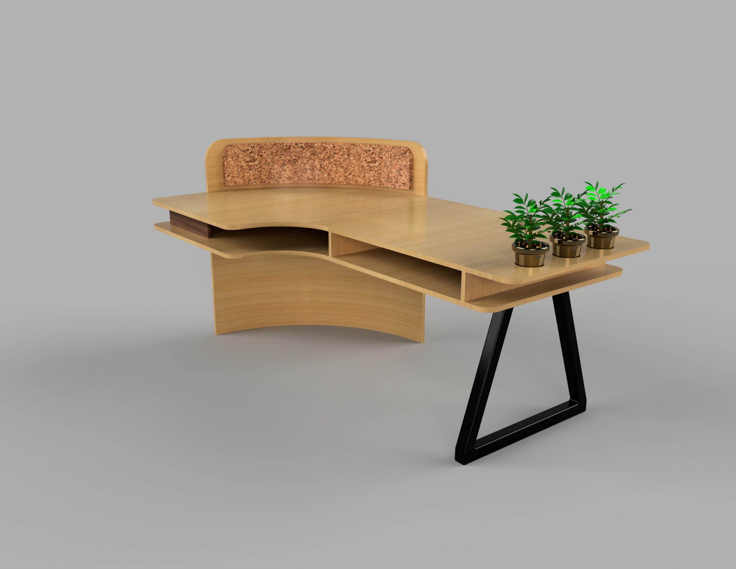 Accommodate Desk.
