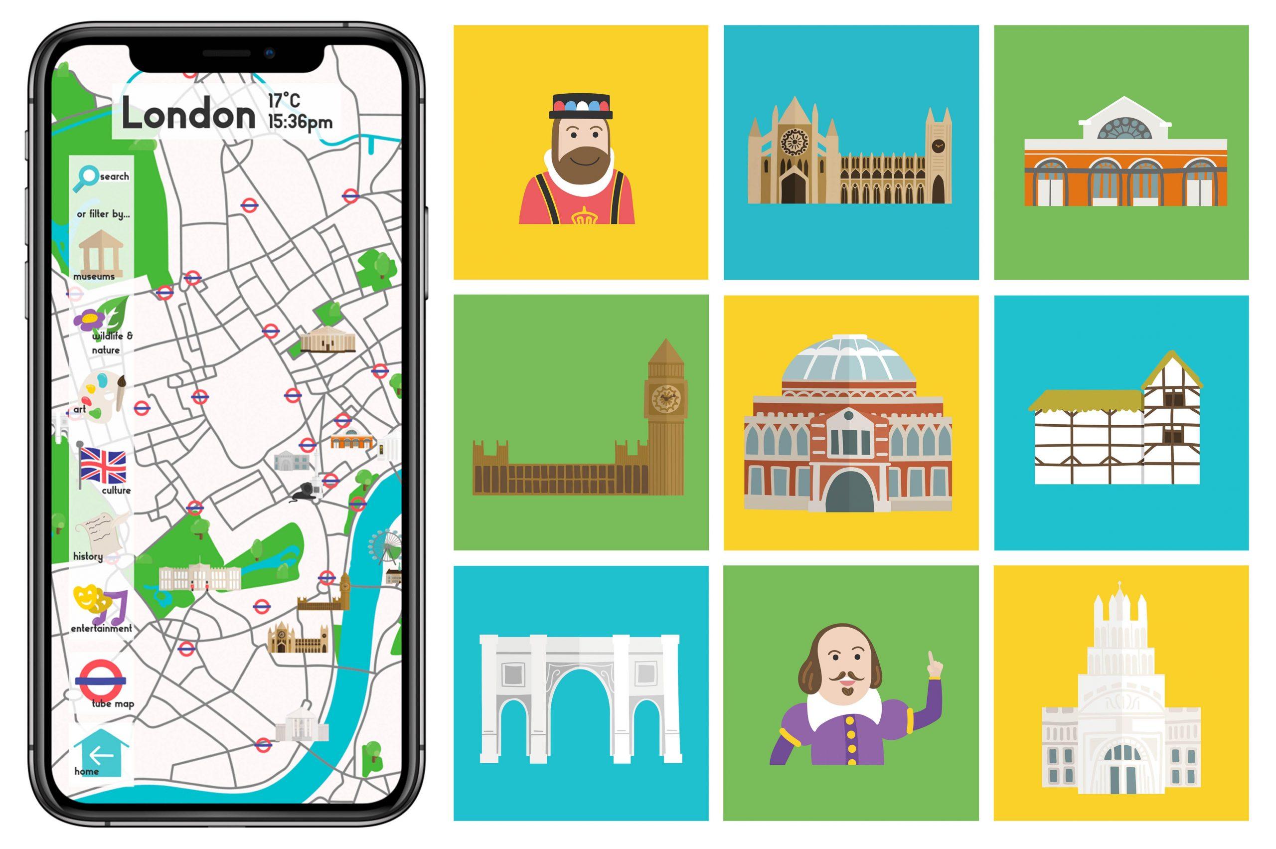 Citywalker App