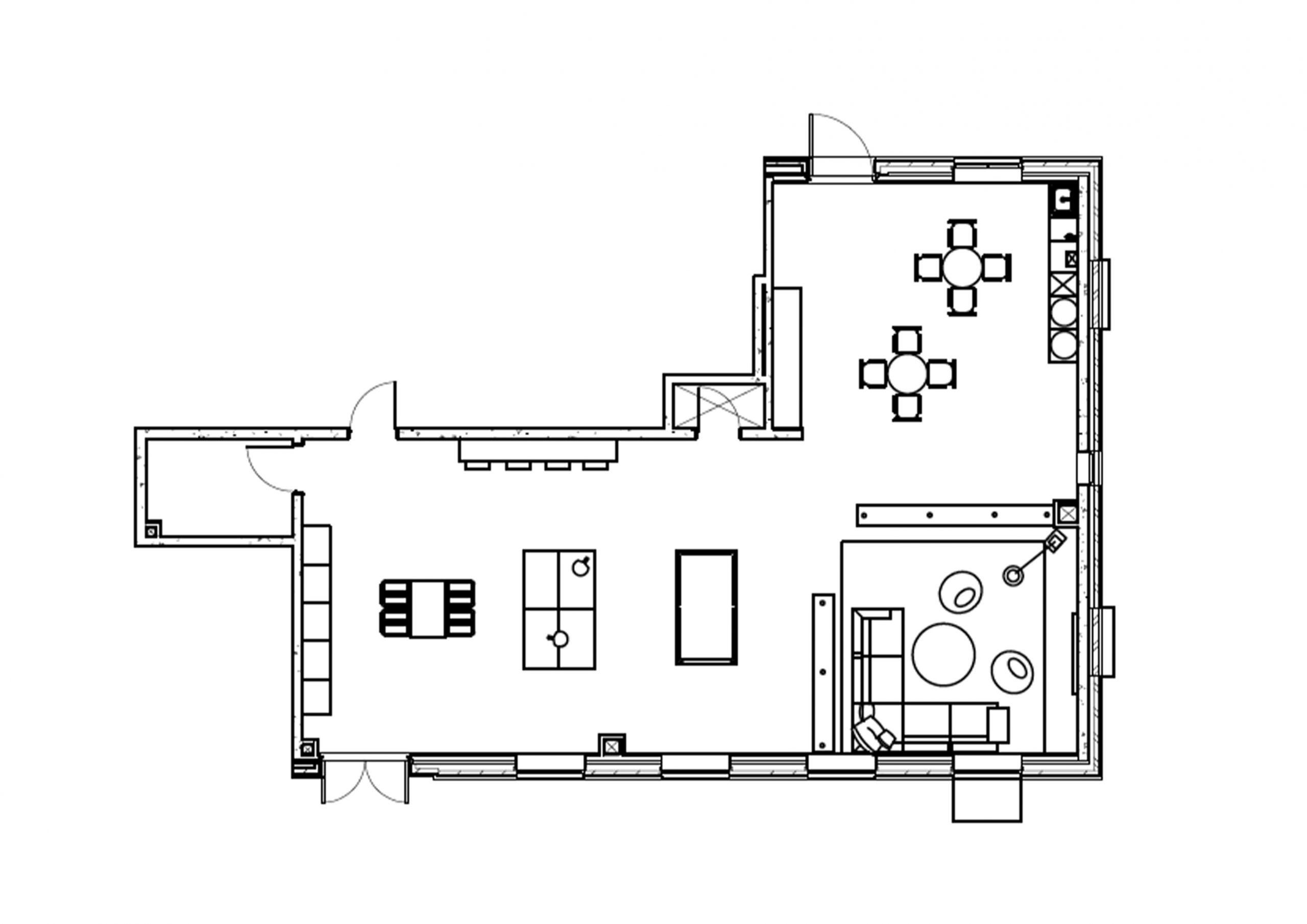 Swansea University Floor plan