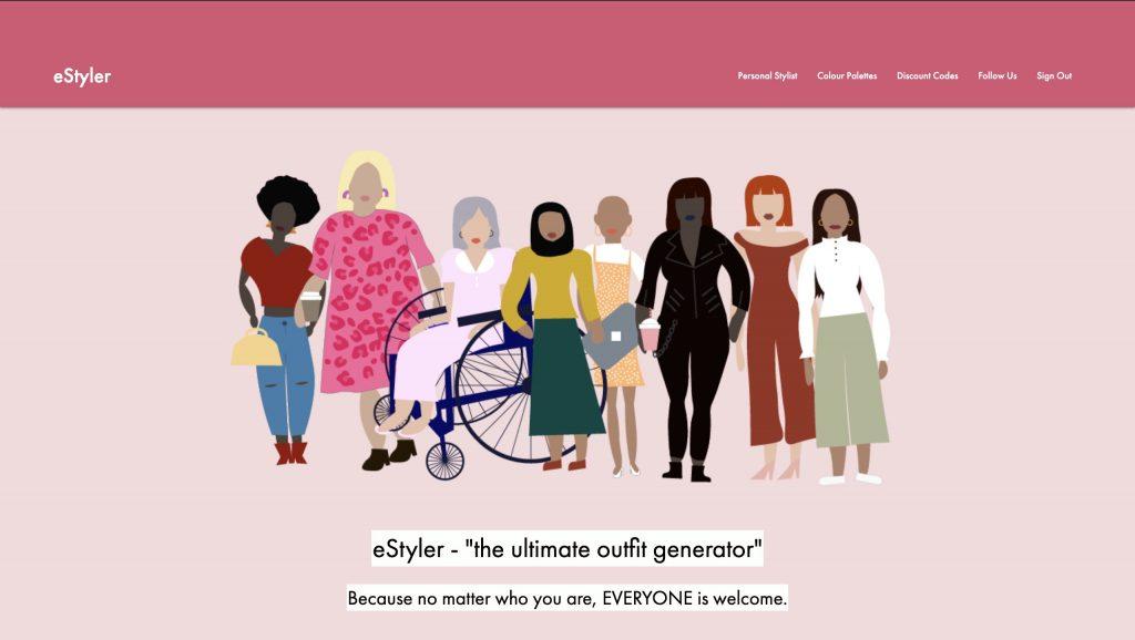 eStyler Homepage