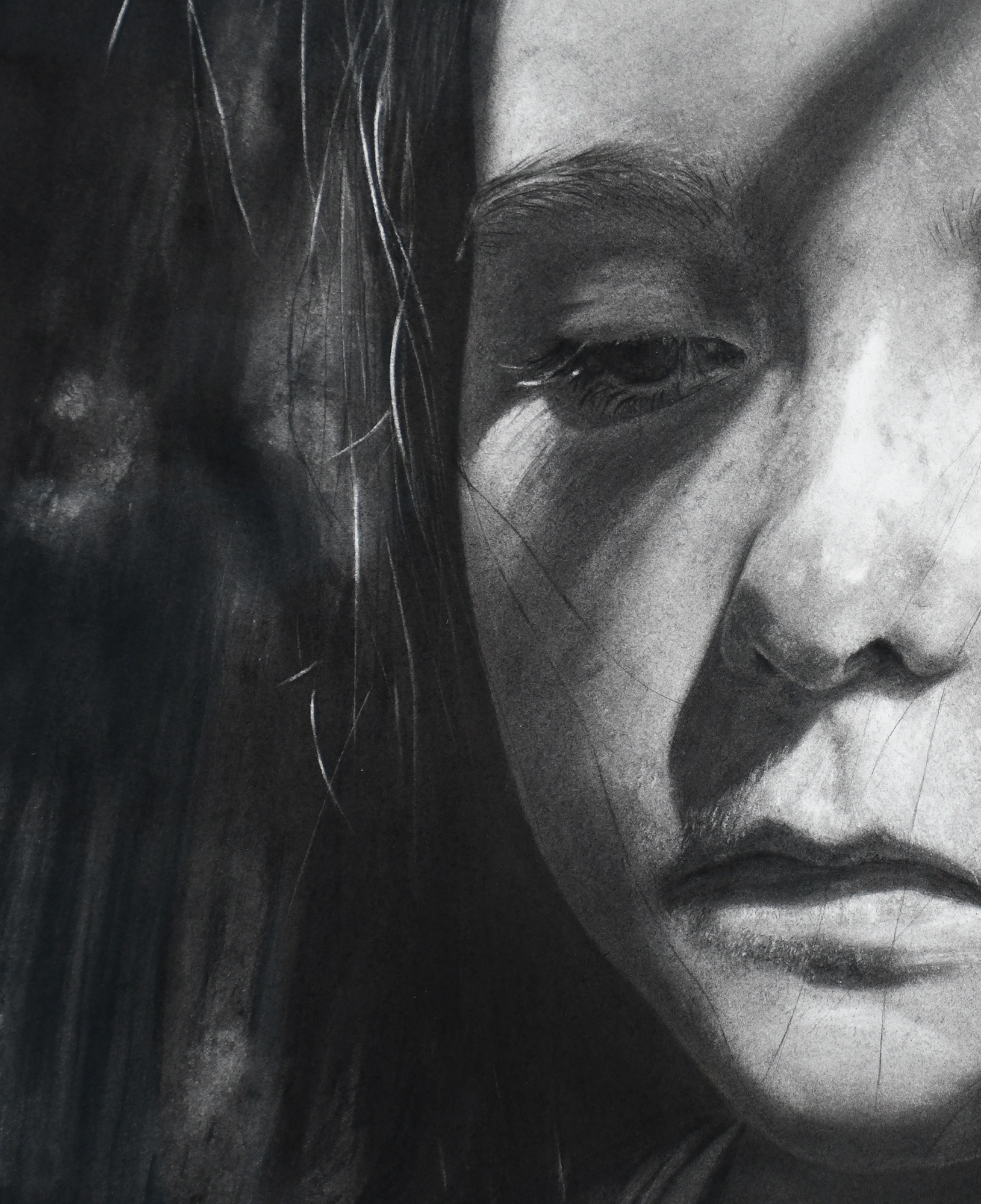 'In the Shadows 2' (detail)