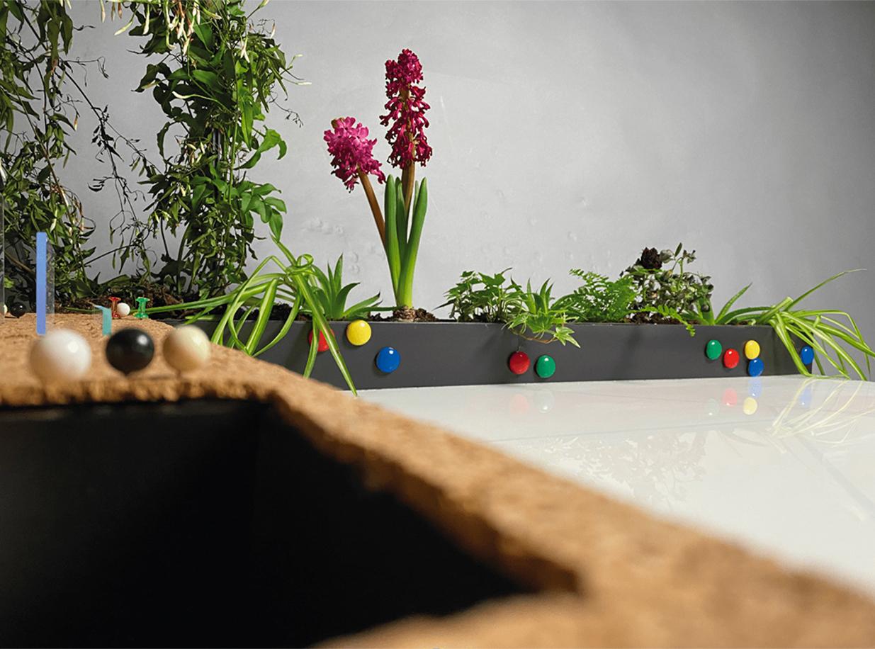 Design based on sustainable goals